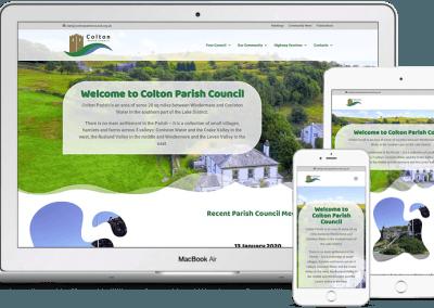 Colton Parish Council